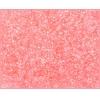 Seedbead 10/0 Crystal Pink Loose Solgel